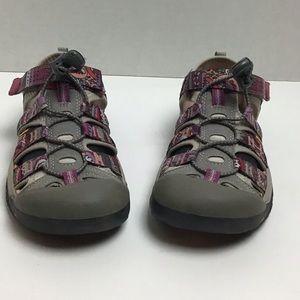 Keen gray Jennifer Mercede design sandals. 3